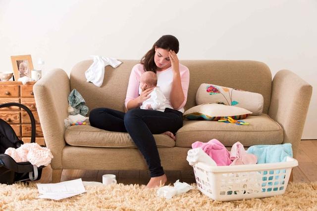 7 hiểu lầm cần gỡ bỏ về trầm cảm sau sinh - 2