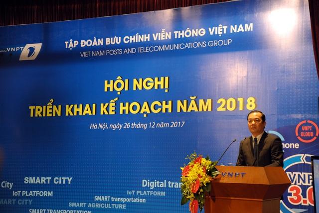 VNPT đang hướng tới cổ phần hóa vào năm 2019