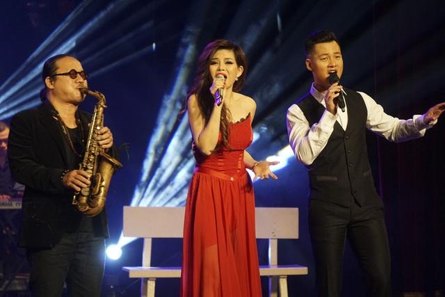 Thanh Lam hát mềm mại, biểu diễn sexy khi hát nhạc Phú Quang - 4