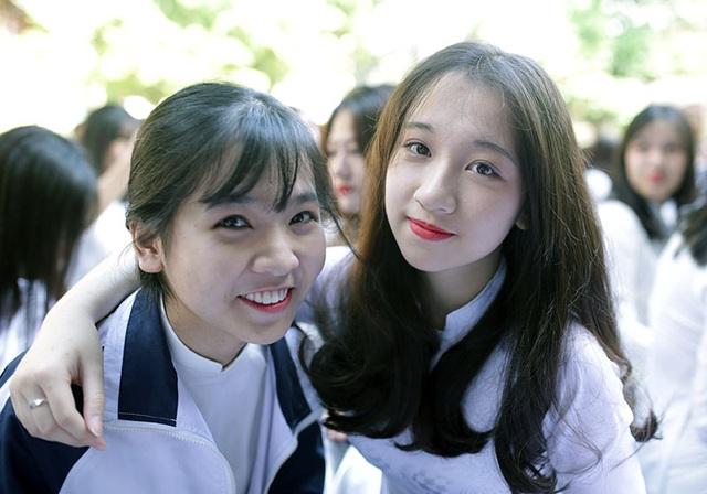 Mỗi nữ sinh Trần Phú mang một vẻ đẹp riêng