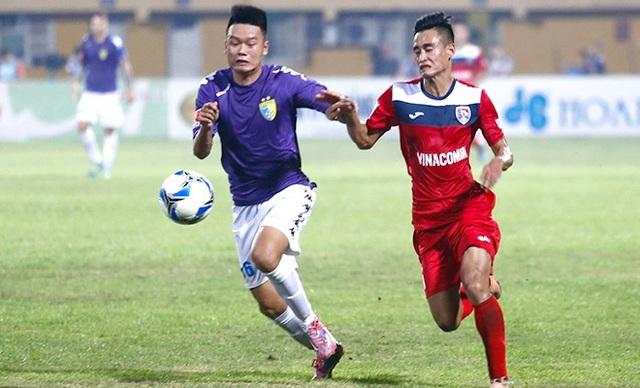 Than Quảng Ninh-Hà Nội FC sẽ là trận cầu đinh ở vòng cuối V-League 2017
