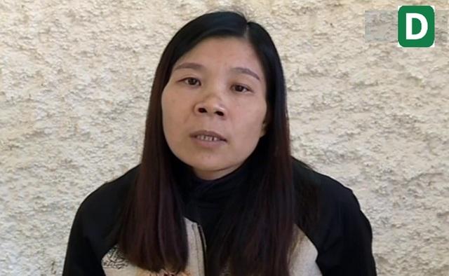 Trần Thị Xuân đã nhận ra lỗi lầm của mình, và mong được pháp luật khoan hồng.