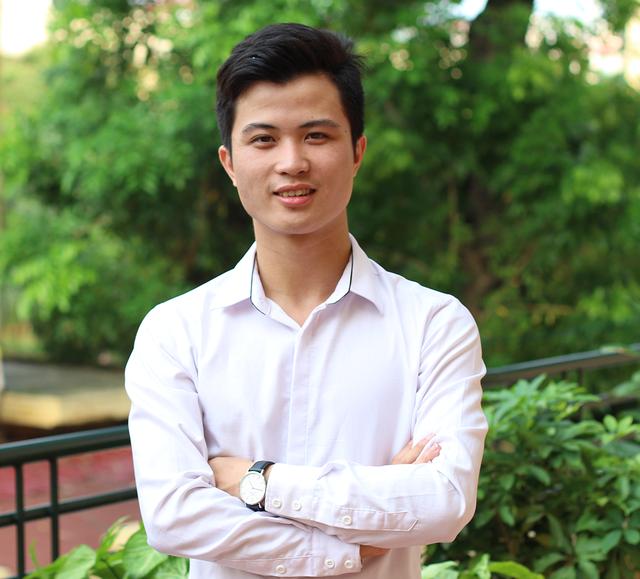 Trần Trung Hiếu - Cựu sinh viên Đại học FPT.