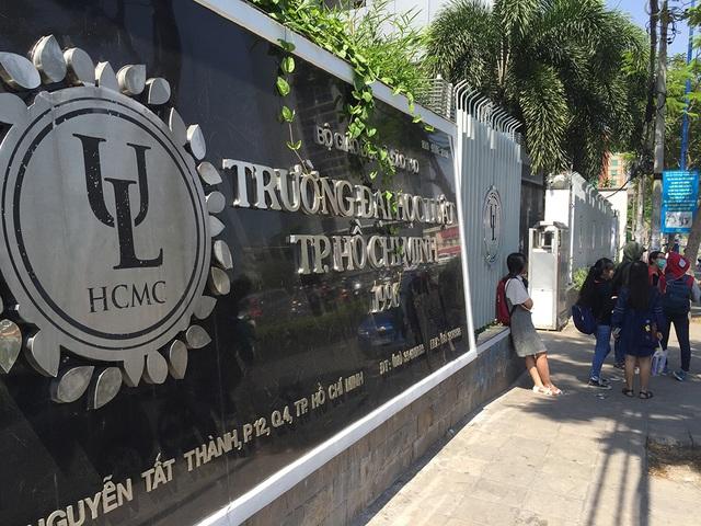 Trường ĐH Luật TPHCM vừa công bố kết quả sơ tuyển vào tối nay (15/7)