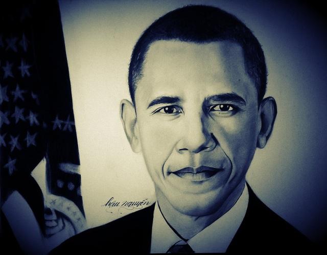 Cựu Tống thống Mỹ Barack Obama