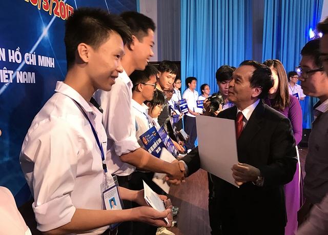 Cuộc thi Khoa học kỹ thuật cấp Quốc gia dành cho học sinh Trung học năm 2017 khu vực phía Nam có 373 học sinh tham gia