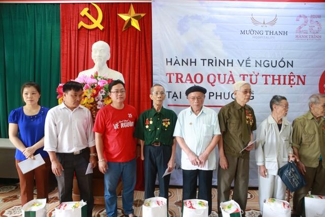 Bên cạnh đó, tập đoàn Mường Thanh cũng rất chú trọng, quan tâm và có nhiều đóng góp vào công tác thiện nguyện.