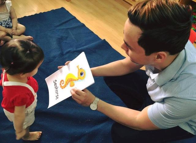 Qua khảo sát, các trường đều chú ý cho trẻ LQTA phù hợp với đặc điểm tiếp nhận ngôn ngữ, phù hợp tâm sinh lý.