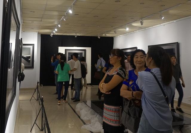 Khán giả kinh ngạc trước vẻ đẹp trong tranh khỏa thân của Hạo Nhiên - 5