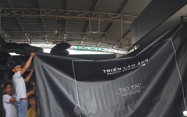Cuộc triển lãm gồm 50 bức ảnh khỏa thân của nhiếp ảnh gia Hạo Nhiên sẽ khai mạc chiều 15/9 và kéo dài đến 18/9 tại Hội Mỹ thuật TPHCM.