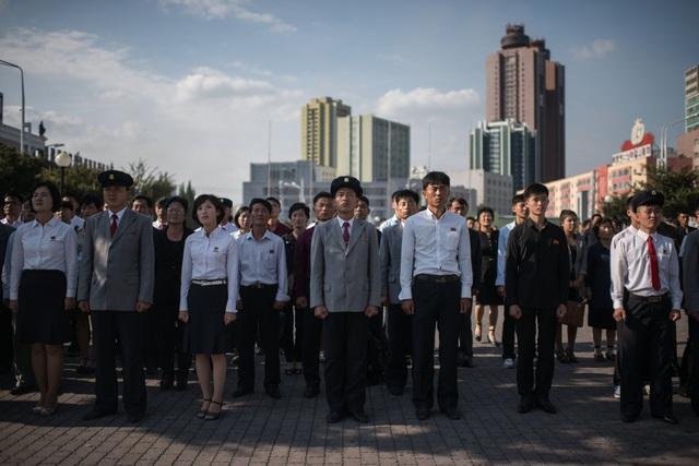 Người dân Triều Tiên. (Ảnh minh họa: Getty)