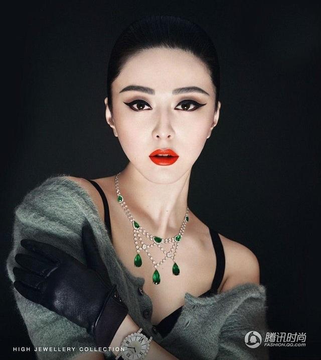 Kim Tỏa Phạm Băng Băng là nữ hoàng trang bìa của Trung Quốc với sự nghiệp rạng rỡ. Cô chưa lập gia đình.