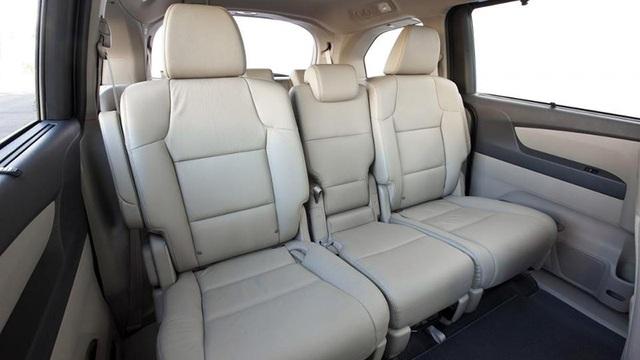 Honda triệu hồi hơn 640.000 chiếc Odyssey - 2
