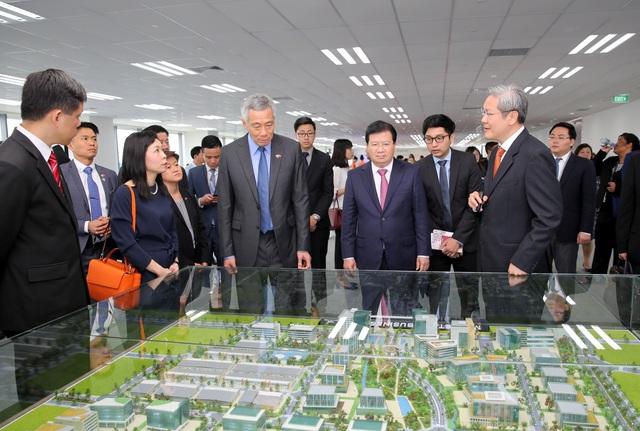 Hợp tác thương mại, đầu tư là điểm sáng trong quan hệ Việt Nam – Singapore - 1