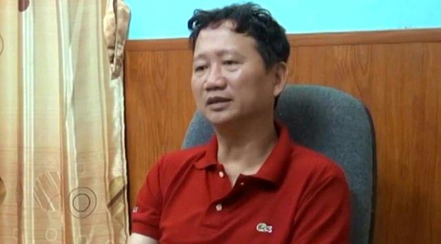 Sau hơn 300 ngày lẩn trốn, Trịnh Xuân Thanh đã ra cơ quan công an đầu thú vì lo sợ.