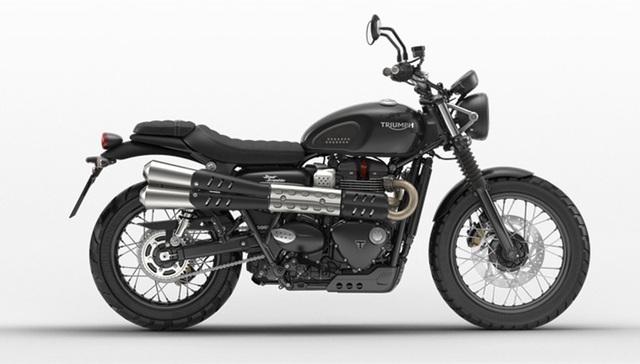 """Triumph lại """"ưu ái"""" Ấn Độ với mẫu Street Scrambler mới - 4"""