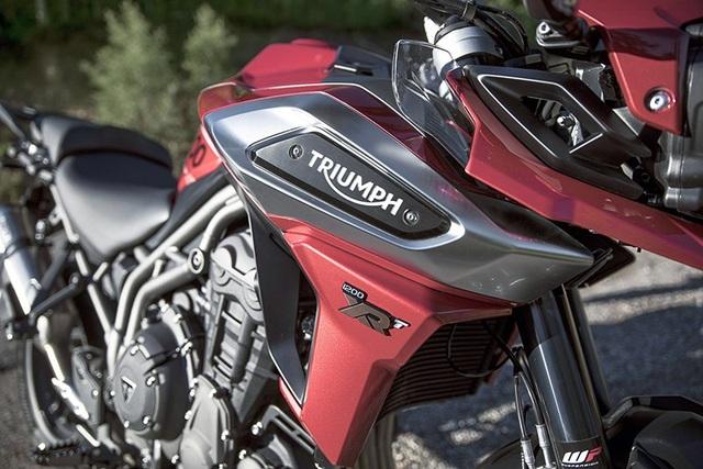Triumph Tiger 1200 - Đẩy mạnh cuộc chơi Adventure - 19