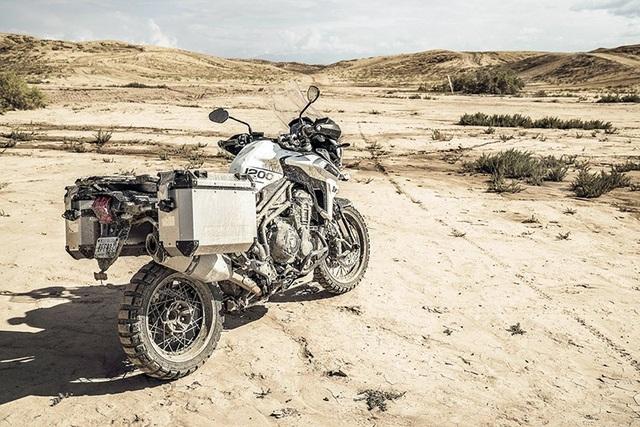 Triumph Tiger 1200 - Đẩy mạnh cuộc chơi Adventure - 12