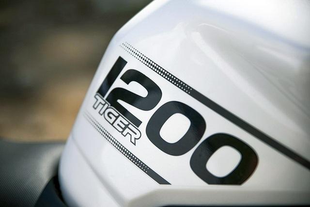 Triumph Tiger 1200 - Đẩy mạnh cuộc chơi Adventure - 10
