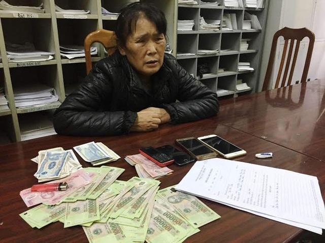 Con dâu và mẹ chồng bị bắt giữ tại cơ quan điều tra
