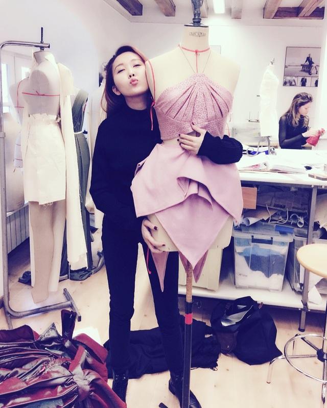 Cô gái gốc Việt xuất hiện trong video của Chanel, làm việc với nhiều sao thế giới - 5