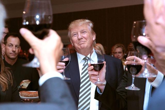Tổng thống đắc cử Mỹ Donald Trump. (Ảnh: Reuters)