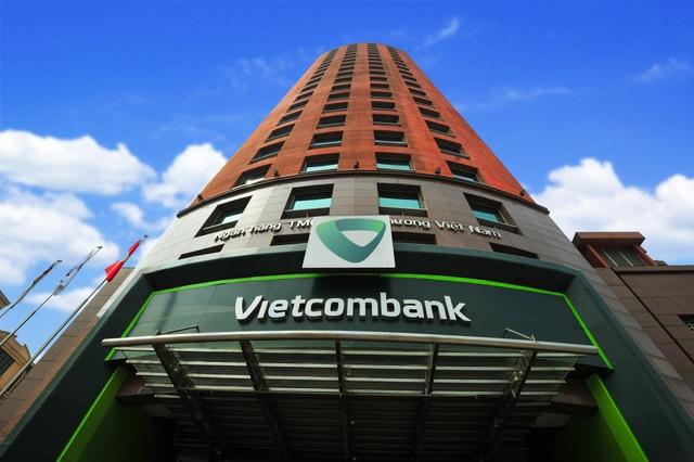 Trụ sở chính Vietcombank tại Hà Nội