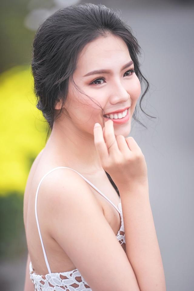 Cô gái tài sắc vẹn toàn Nguyễn Huỳnh Trúc Mai