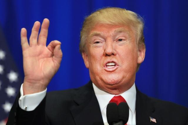Tân Tổng thống Mỹ Donald Trump. (Ảnh: AFP)