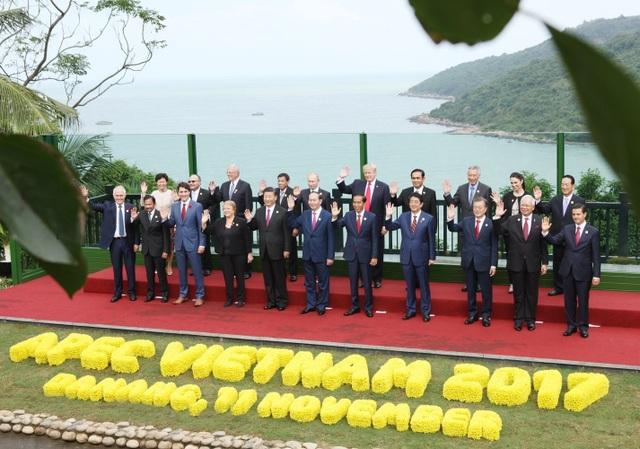 Sau Việt Nam, Papua New Guinea sẽ là nước chủ nhà đăng cai hội nghị APEC vào năm sau. (Ảnh: Ban tổ chức APEC Việt Nam 2017)