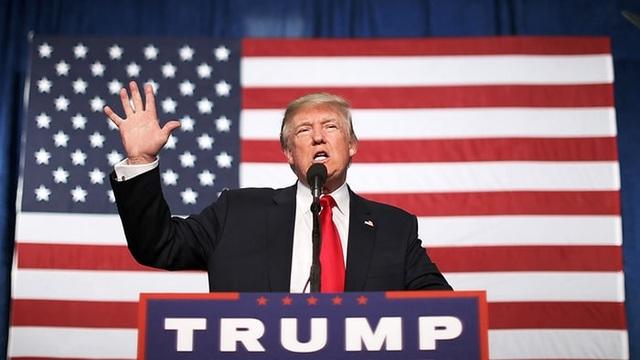 Tổng thống Mỹ Donald Trump. (Ảnh: AFP)