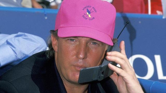 Ông Trump đã buộc phải thay đổi điện thoại và số điện thoại vì an ninh quốc gia.