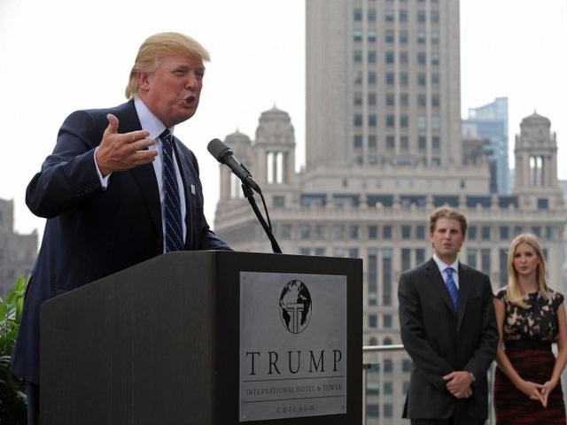 Tổng thống Mỹ Donald Trump (Ảnh: Independent)