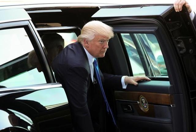Tổng thống Mỹ Donald Trump. (Ảnh: Reuters)