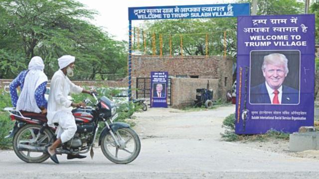 Ngôi làng mang tên Trump ở Ấn Độ - 2