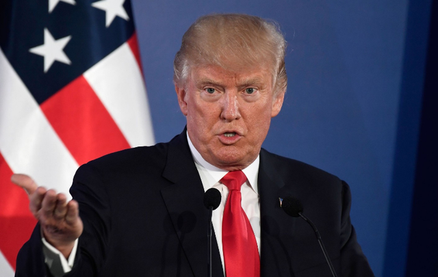 Tổng thống Donald Trump (Ảnh: Reuters)
