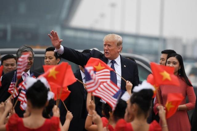 Forbes: Việt Nam thành công nhất trong chuyến thăm châu Á của Tổng thống Trump - 1