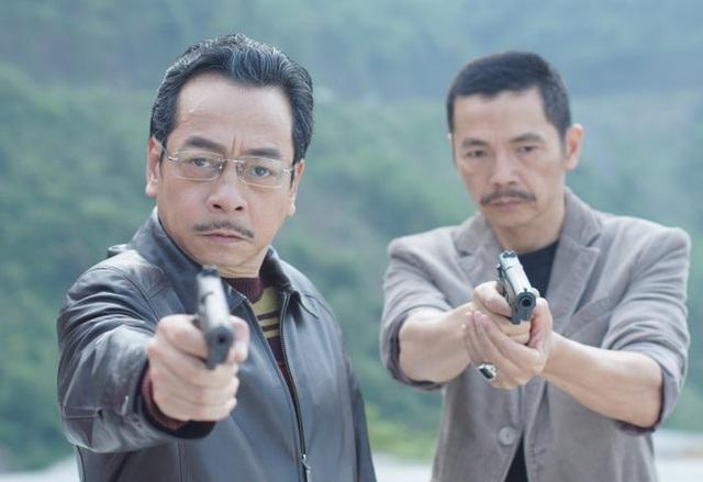 Phan Quân và Lương bổng trong phim Người phán xử thực chất là anh em thân thiết đã gắn bó với nhau 30 năm.