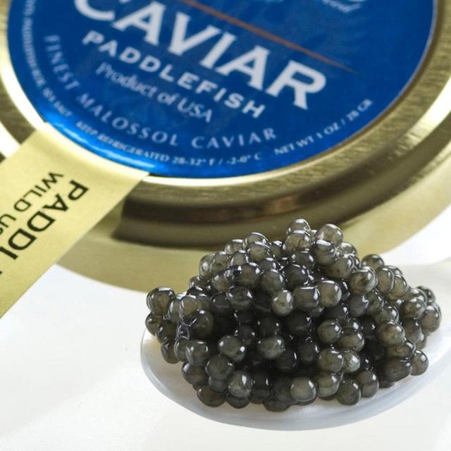 Trứng cá muối ướp vàng cho giới siêu giàu: hơn 6 tỷ đồng/hộp - 4