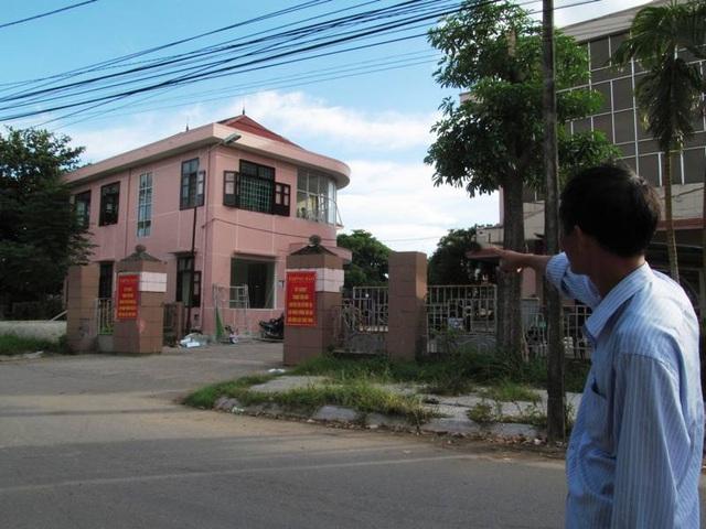 Cở sở cai nghiện đặt gần khu dân cư, trường học khiến người dân bất an