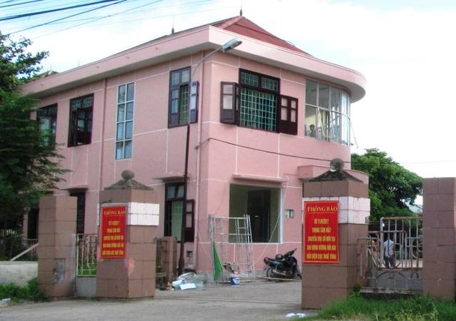 Cơ sở này là nơi điều trị tự nguyện cho khoảng 130 đối tượng nghiện