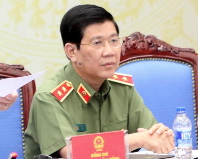 Trung tướng Nguyễn Văn Sơn: Ý thức của người lái xe còn có nhiều vấn đề rất đáng quan ngại