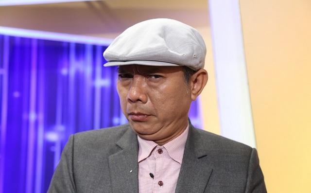 Nghệ sĩ Trung Dân nổi tiếng là người làm nghệ thuật nghiêm túc và khó tính