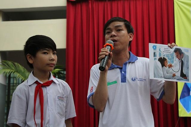 Ths Lê Minh Huân phân tích từng tình huống mà học sinh có khả năng bị xâm hại