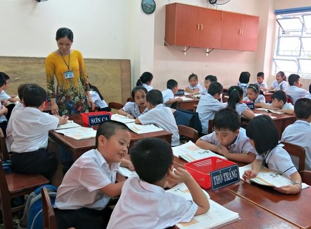 Mô hình trường học mới, cấp tiểu học không quá 35 học sinh/lớp