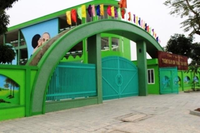 Hội đồng quản trị và cán bộ quản lý trường Mầm non Thanh Xuân Nam bị phê bình vì vụ cô giáo đánh học sinh
