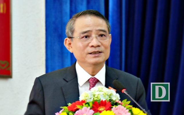 ĐB Trương Quang Nghĩa - Bí thư Thành ủy Đà Nẵng trả lời cử tri và chia sẻ các vấn đề của Đà Nẵng