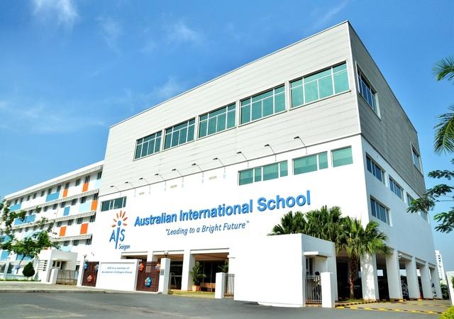 Trường quốc tế Úc.