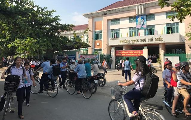 Trường THCS Ngô Chí Quốc (quận Thủ Đức, TPHCM).
