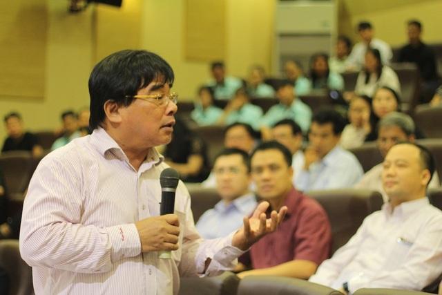 PGS.TS Đỗ Văn Dũng đề xuất bỏ ngay lập tức chính sách miễn học phí cho sinh viên học sư phạm